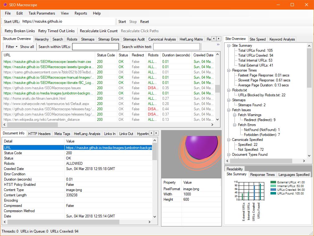 seo macroscope the webmaster s toolbox